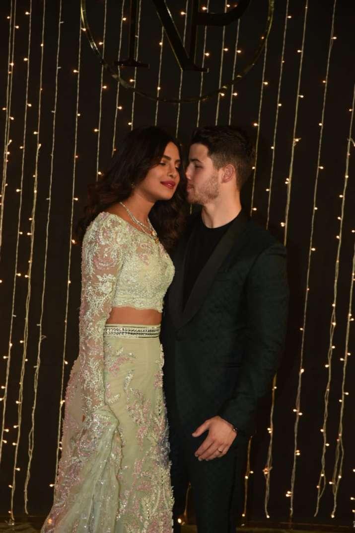 India Tv - Priyanka Chopra and Nick Jonas
