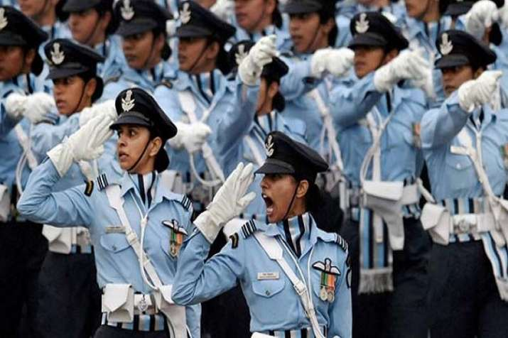 Air Force has 13 per cent of women officers, the highest among 3 forces
