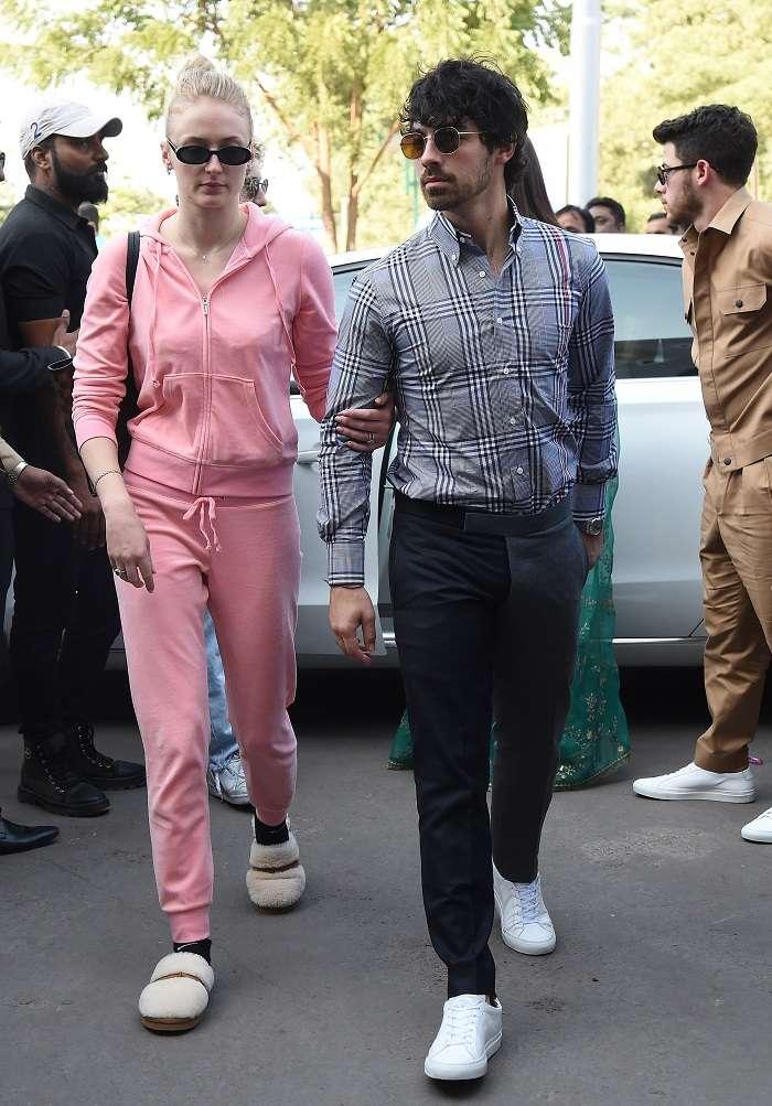 India Tv - Joe Jonas and Sophie Turner