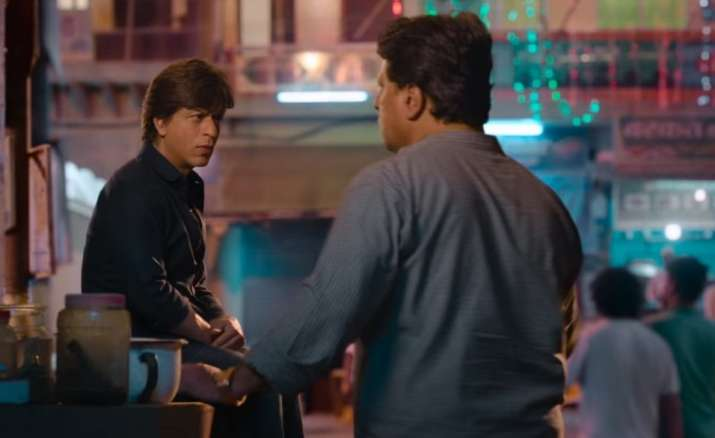 Shah Rukh Khan, Zero movie, Box Office Collection Day 1