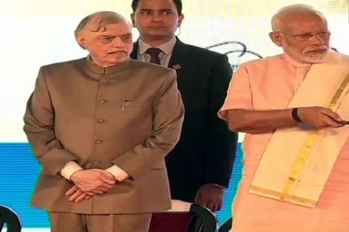 PM Narendra Modi inaugurates Rs 16,504 crore worth BPCL