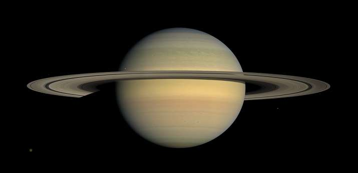 Saturn's iconic rings are 'very young': Study