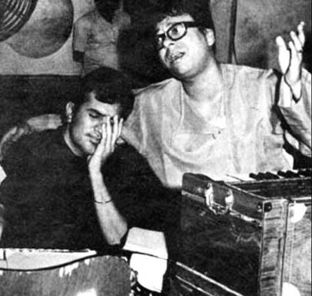 India Tv - RD Burman with Rajesh Khanna