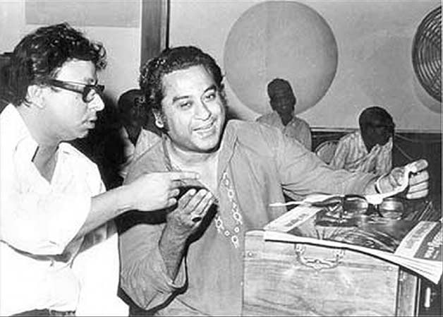 India Tv - Pancham Da with Kishore Kumar