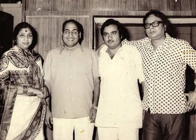 India Tv - Remembering Pancham Da with his rare and unseen pictures