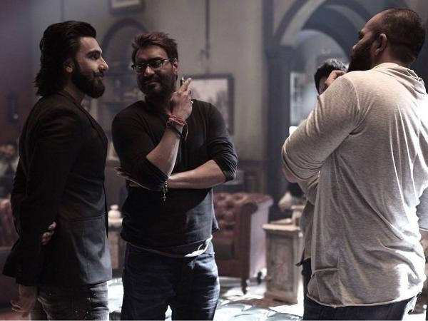 India Tv - Rohit Shetty reveals truth about Ajay Devgn and Ranveer Singh's camaraderie on Simmba sets