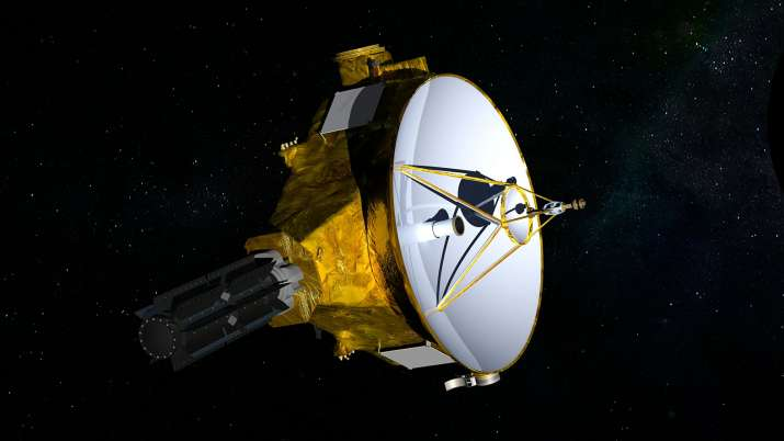India Tv - Spacecraft opens new year with flyby on solar system's edge