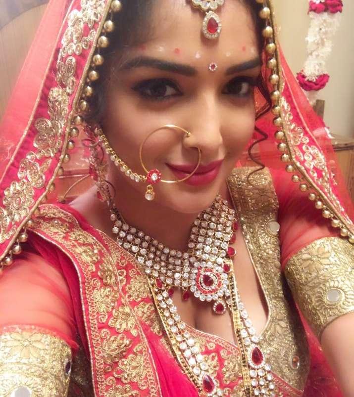 India Tv - Bhojpuri actressAmrapali Dubey