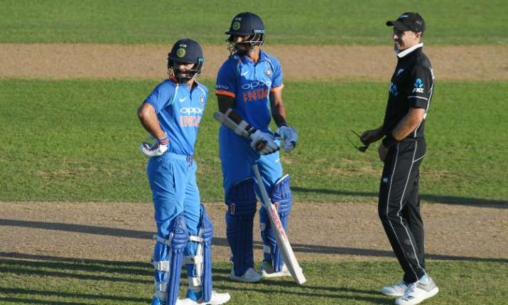 India vs New Zealand: Sun stopped play at McLean Park. Here's why