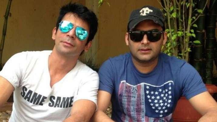 The Kapil Sharma Show Sunil Grover
