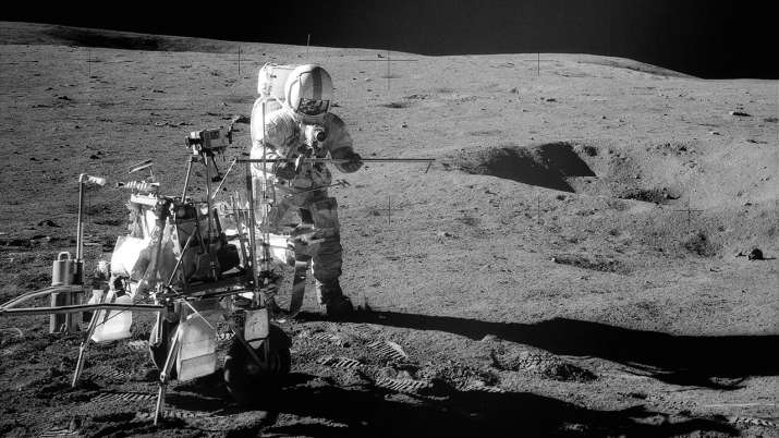 Scientists found Earth's oldest rock on Moon