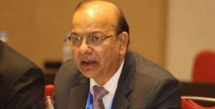 Finance Secretary Ajay Narayan Jha