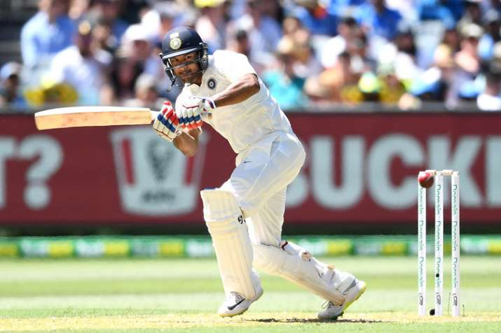 India Tv - Mayank Agarwal scored two fifties in two matches in the Test series