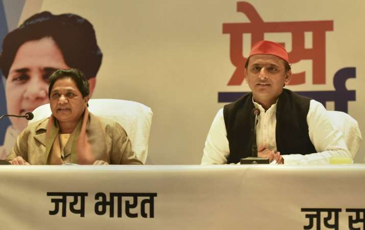 SP, BSP announce alliance for Lok Sabha polls sans