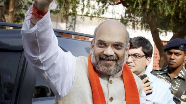 BJP President Amit Shah, suffering from swine flu, discharged from AIIMS Delhi