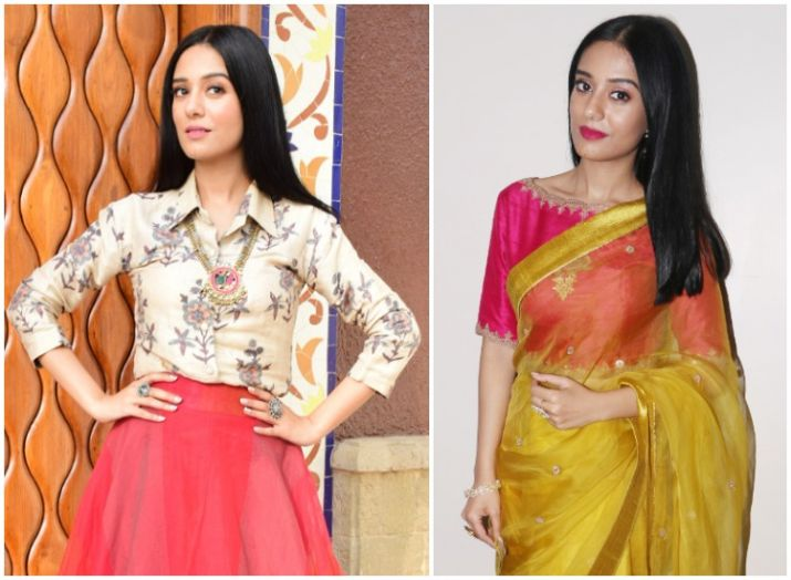 Thackeray actress Amrita Rao: Uncomfortable to do love-making scenes