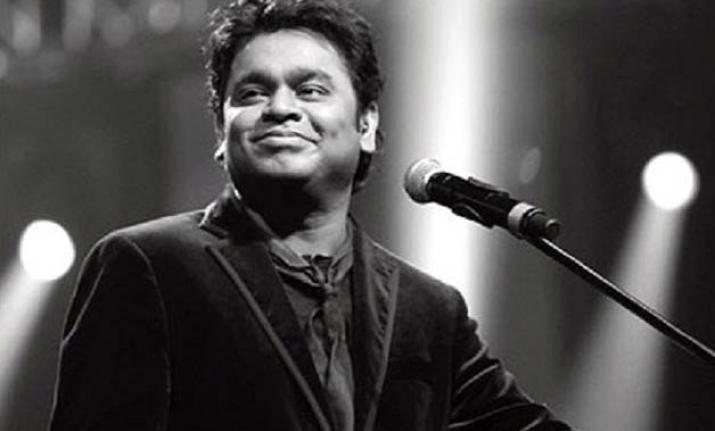 Indie and English music in India need to be helped, nurtured says AR Rahman