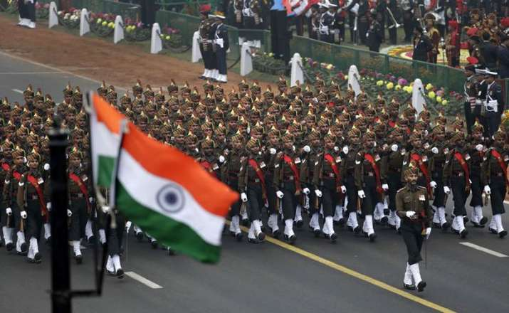 Along with the official celebrations at the Rajpath in