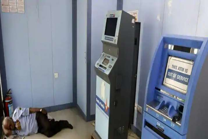 Dry ATM