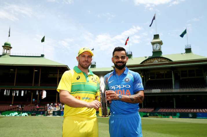 Stream Live Cricket, India vs Australia, 1st ODI: Watch IND