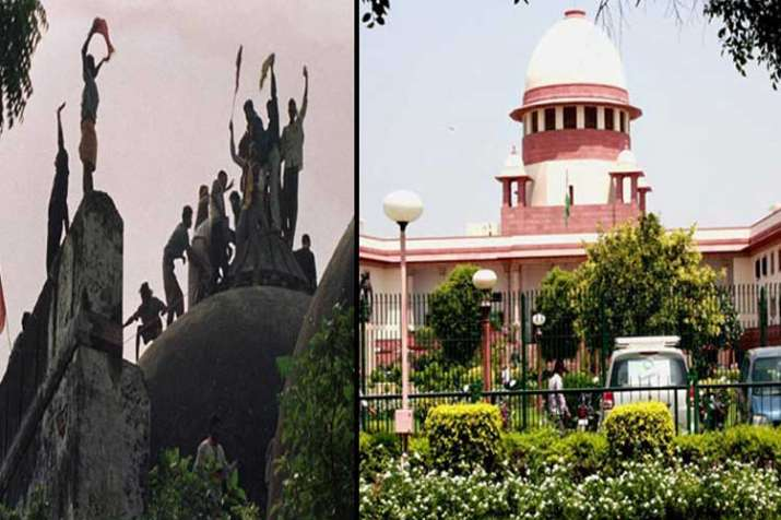 India Tv - Supreme Court will hear the Ayodhya case on January 10