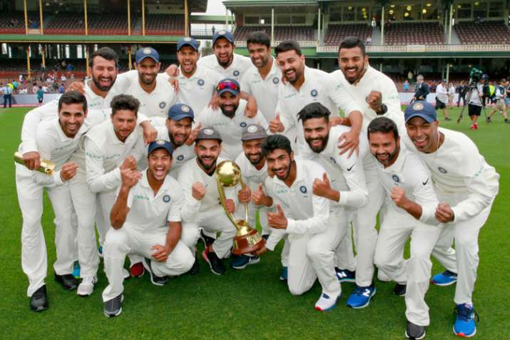 India conquer Australian shores after 71 years: Relive all of India's victories outside sub-continen