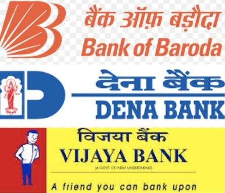 Cabinet gives nod for merging Dena Bank, Vijaya Bank with