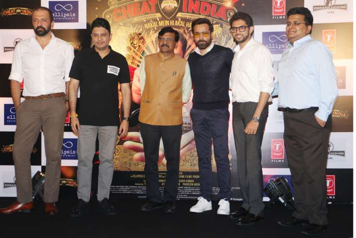 India Tv - Cheat India New Release Date: Emraan Hashmi starrer film prepones to January 18 making space for Thackeray