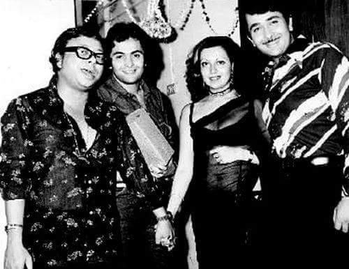 India Tv - Pancham Da with Randhir and Rishi Kapoor
