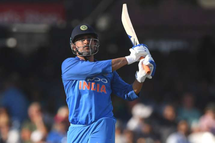 Mahendra Singh Dhoni is the fifth Indian to score 10000