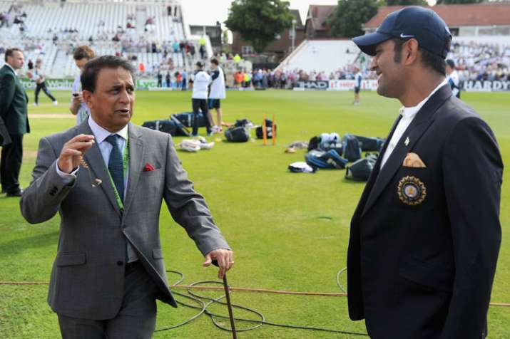 You have to bear MS Dhoni's inconsistency, but he's still tremendous value to team: Sunil Gavaskar