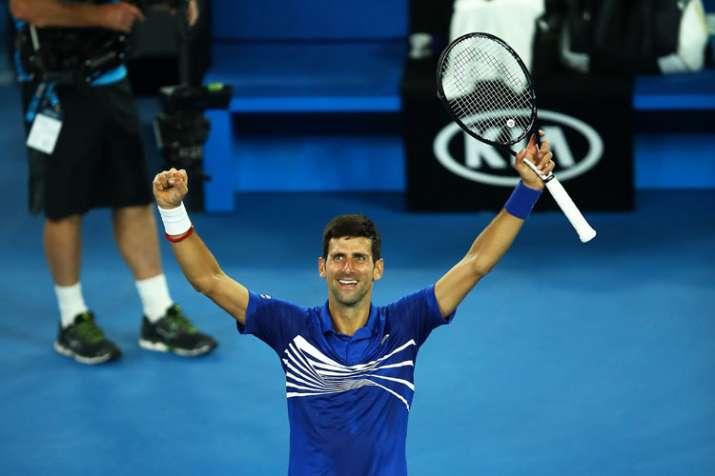 Australian Open Novak Djokovic Sets Up Mouth Watering Final Against