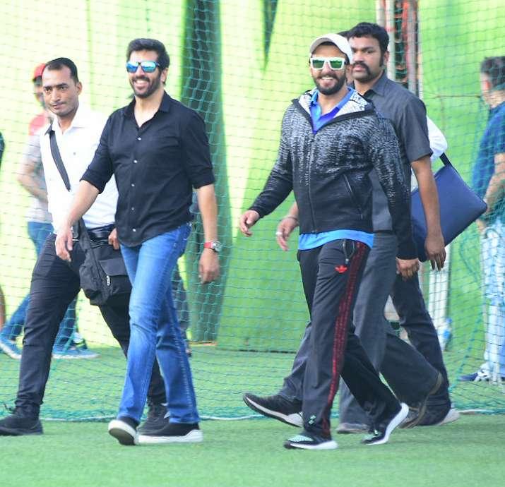 India Tv - Ranveer Singh and Kabir Khan