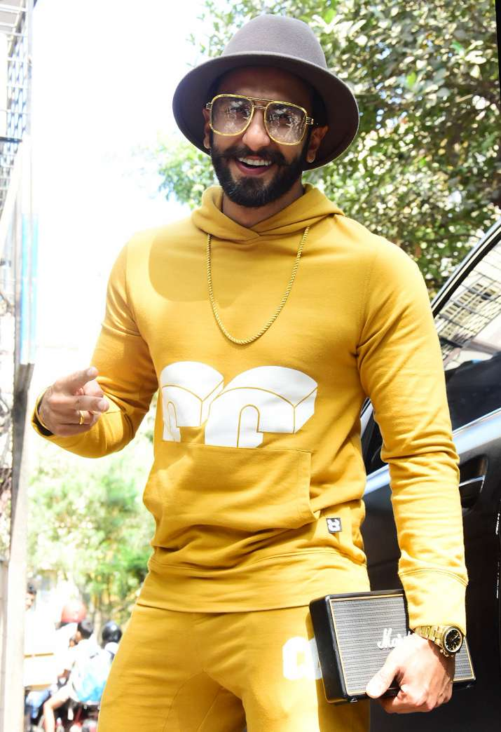 India Tv - Ranveer Singh