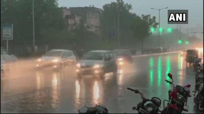 India Tv - Delhi rains