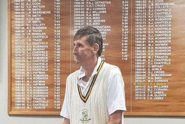 New Zealand cricketer Ewen Chatfield announces his retirement at age 68