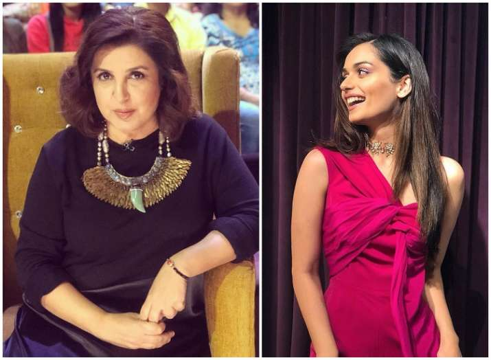 Farah Khan to launch former Miss World Manushi Chhillar? Know more