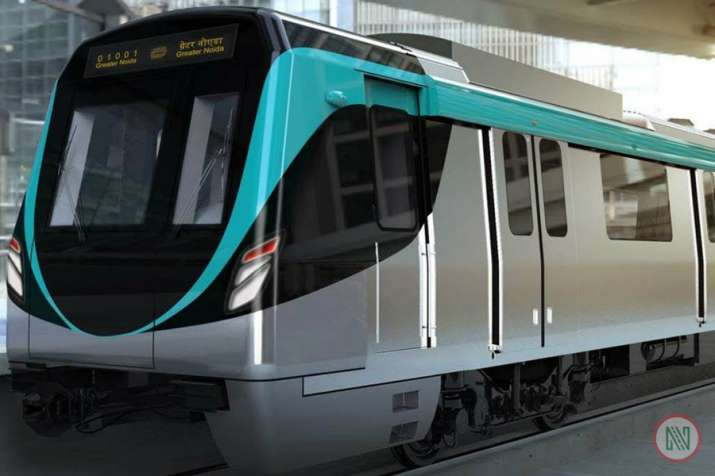 Noida Metro's Aqua line was inaugurated by Uttar Pradesh