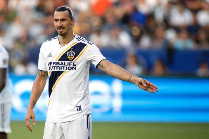 38883eae2 I m returning to MLS to lift LA Galaxy in standings  Zlatan Ibrahimovic