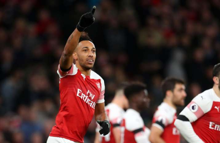 EPL: Arsenal beat Fulham 4-1, keep in touch with top 4