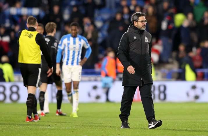 India Tv - Huddersfield squandered a 1-0 lead as Burnley made an impressive comeback