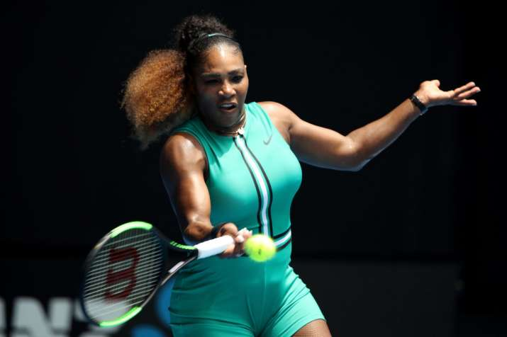 Back at it: Serena Williams wins in Australian Open return ...
