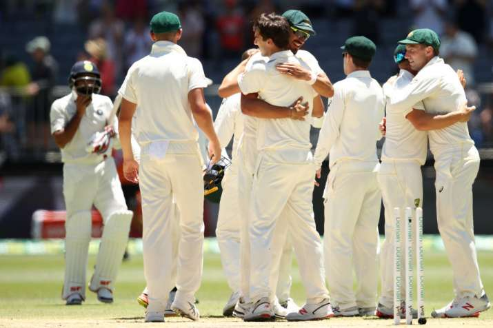 India Tv - 2nd Test, Perth - Australia won by 146 runs