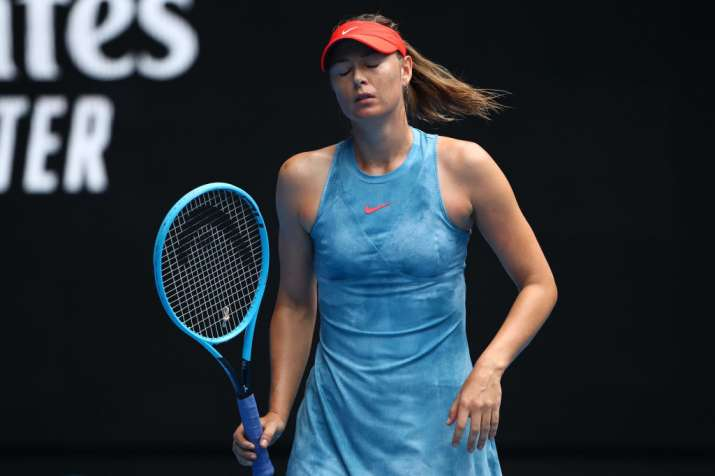 Injured Maria Sharapova pulls out of St Petersburg Open