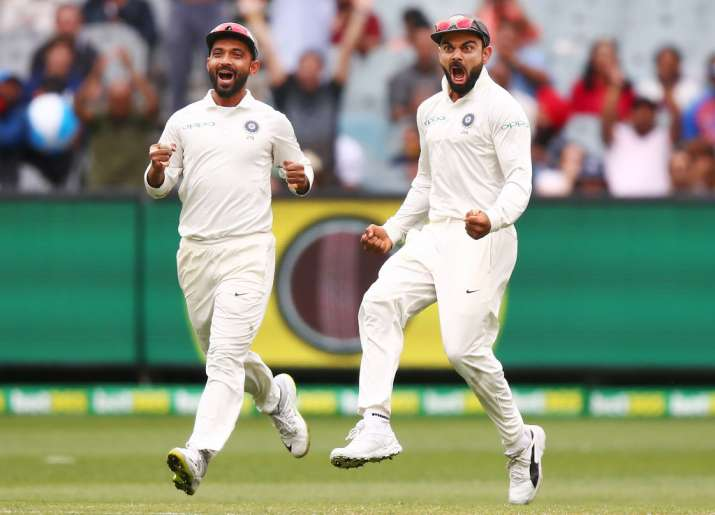 India Tv - 3rd Test, Melbourne - India won by 137 runs