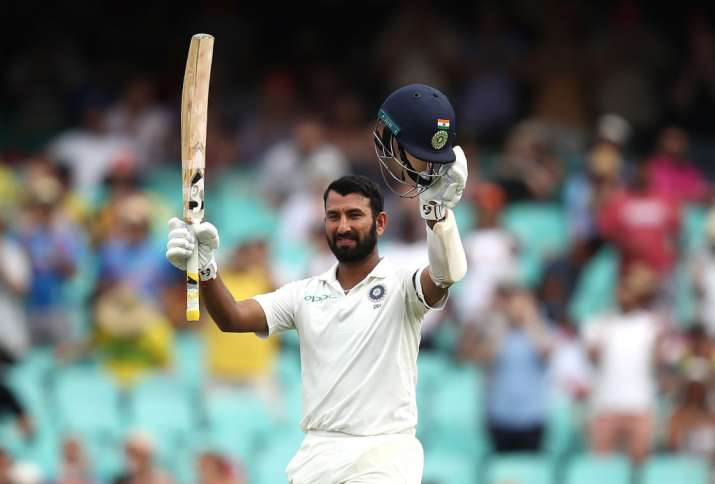4th Test Flawless Cheteshwar Pujara Delivers Masterclass In