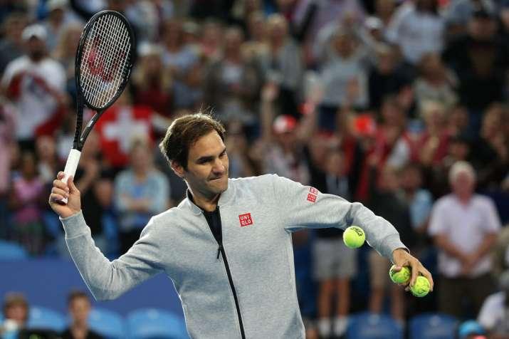 Roger Federer Wins To Put Switzerland In Hopman Cup Final Tennis