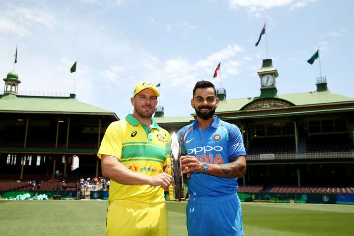 Live Streaming Cricket India Vs Australia 2nd Odi Watch Online
