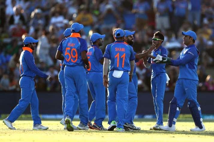 India vs New Zealand, 2nd ODI: Latham departs as hosts