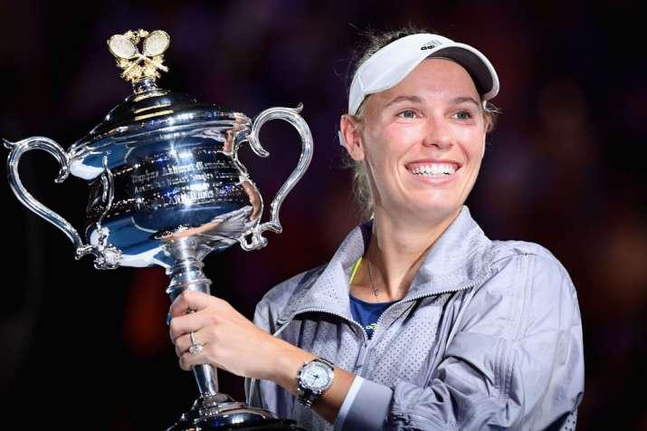 India Tv - Caroline Wozniacki is the women's defending champion
